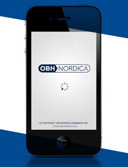 OBH app design